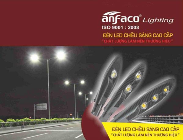 Đèn đường Led Anfaco