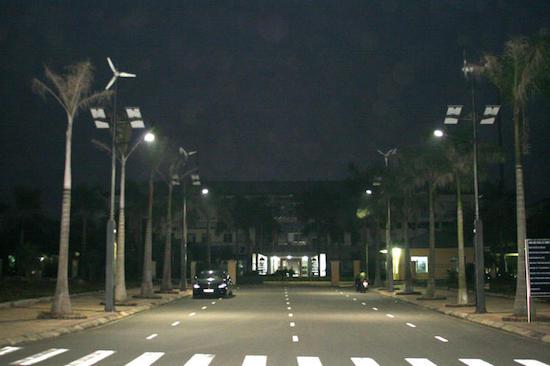 Đèn đường Led Paragon