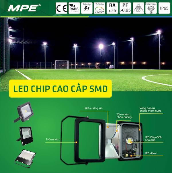 Đèn pha led MPE