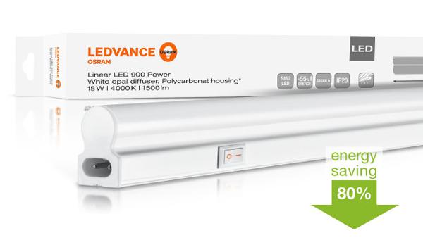 Đèn tuýp Led LEDVANCE - OSRAM