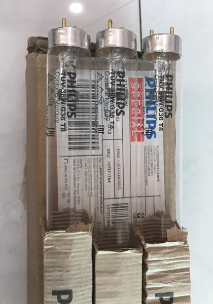 Bóng đèn diệt khuẩn UV T8 1m2 36W Philips tia cực tím