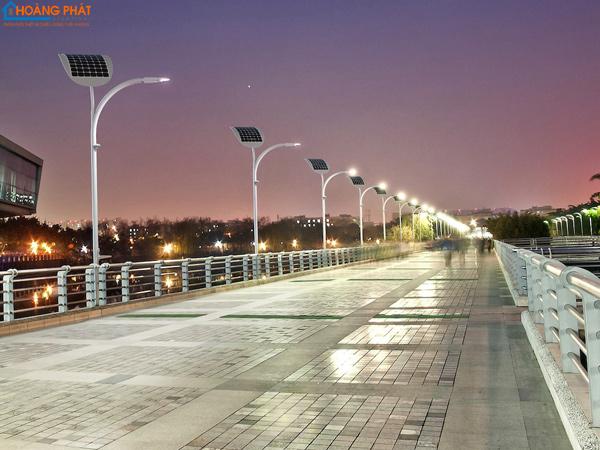 Đèn led năng lượng Rạng Đông