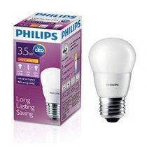 Bóng đèn Lebbulb 3W/3.5W E27 6500K/3000K 230V P45 Philips