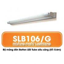 Bộ đèn tuýp Led 600mm 8W SLB106/G Comet