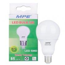 Đèn led bulb 5W LBS-5T MPE