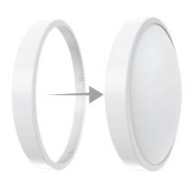 Viền đèn Led ốp trần trắng 16W BD30-W MPE