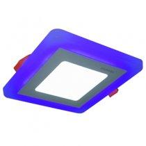 Đèn Led panel màu 12W DGV512B Duhal
