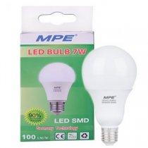 Đèn Led bulb 7W LBA-7T MPE