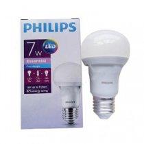 Bóng đèn Essential Lebbulb 7W-65W A60 Philips