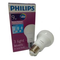 Đèn Led bulb SceneSwitch 9W 3 Step 9 A60 Philips