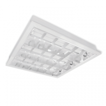 Bộ máng đèn led âm trần PRFF 318L30 Paragon