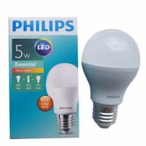Đèn Led Bulb ESS G4 5W E27 A60 APR Philips