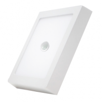 Đèn Led panel vuông cảm biến chuyển động 12W SSPL-12T/MS MPE
