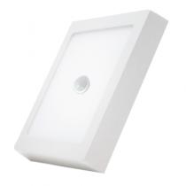 Đèn Led panel vuông cảm biến chuyển động 24W SSPL-24T/MS MPE