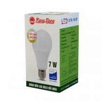 Đèn Led bulb A60 DM/7W E27 Rạng Đông