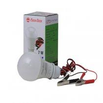Bóng đèn LED Bulb DC A60N1 12-24VDC/7W Rạng đông