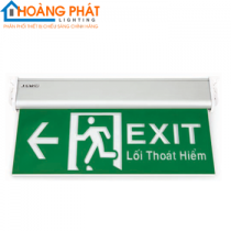 Đèn exit 1 mặt KT650 Kentom
