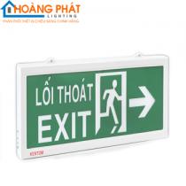Đèn exit 2 mặt KT640 Kentom