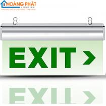 Đèn exit D CD01 40x20/2.2W Rạng Đông