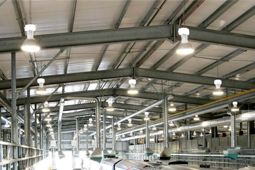 Các dòng đèn Led dùng cho nhà xưởng