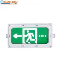 Đèn exit IP54 8W ECN0081 Duhal