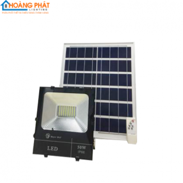 Đèn pha led năng lượng mặt trời 50W LFL-D50 Hodiled