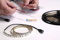 Tại sao đèn led dây không sáng và cách sửa chữa
