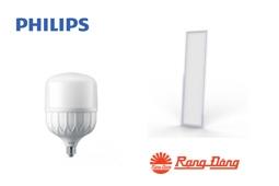 So sánh đèn led Philips và Rạng Đông
