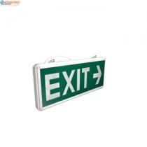 Đèn exit thoát hiểm 2W 6 LED 1 mặt ĐQ EX01 SC05L.R Điện Quang
