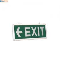 Đèn exit thoát hiểm 2W 6 LED 2 mặt ĐQ EX02 SC05L.L Điện Quang