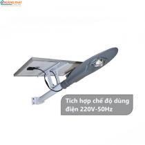 Đèn đường led năng lượng mặt trời DHL0503 - AC220V Duhal IP65