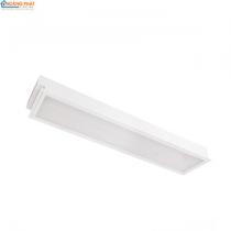 Máng đèn tán quang âm trần 1x9W LLA109 0m6 Duhal
