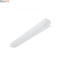 Máng đèn tán quang âm trần 1x18W LLA118 1m2 Duhal