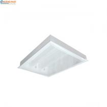 Máng đèn tán quang âm trần 2x9W LLA6209 0m6 Duhal