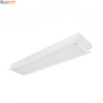 Máng đèn tán quang âm trần 2x18W LLA218 1m2 Duhal