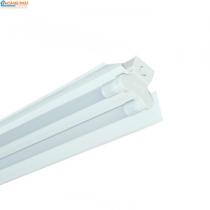 Bộ máng đèn tuýp led 2x18W LTH218 1m2 Duhal